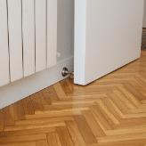 Suelo madera interior vivienda
