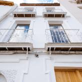 Reforma exterior casa Triana